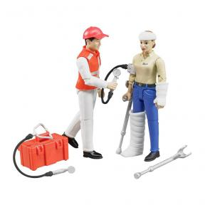 Bruder 62710 Emergency services figure set