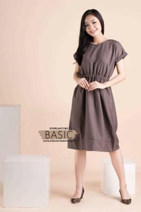 BC.09 VIONA SIMPLY  BASIC DRESS