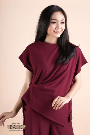 BC.12 AILA BASIC TOP - FREESIZE
