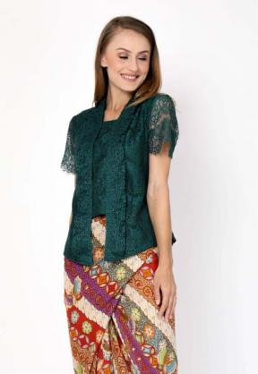 CA.19030 ZABRINA LACE TOP - Short Sleeve - PO3days
