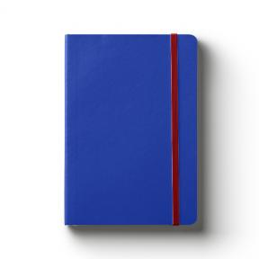 A5 Blue (Grid Notebook)