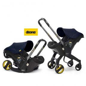 DOONA Infant Car Seat - Royal Blue