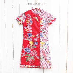 ME1901.98 Cheongsam Dress - M