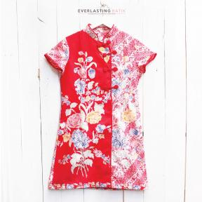 ME1901.100 Cheongsam Dress - XXL