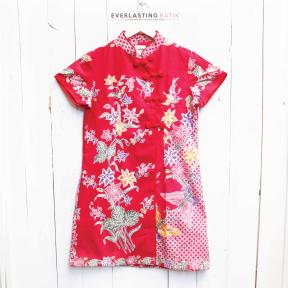 ME1901.101 Cheongsam Dress - XXXL