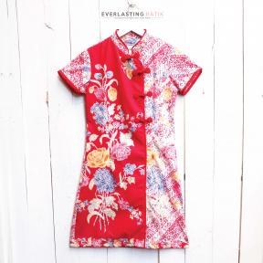 ME1901.102 Cheongsam Dress - L
