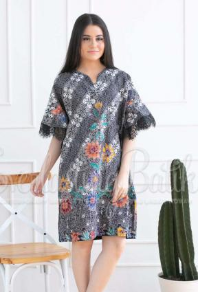 CA.2036 VIONA BATIK DRESS