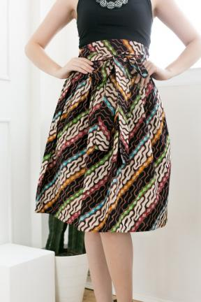 CA.3047 NADIA SOGAN SKIRT