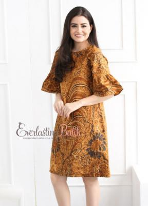 CA.2127 LILYANA ENCIM DRESS -XXXL