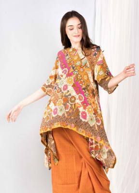 CA.1138 BROWN LARASATI PARIS TOP