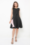 Callia Dress in black