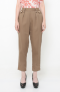 Macy Pants in Mocca color