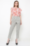 Macy Pants in Grey color
