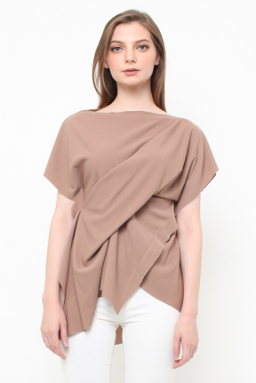 Blaire Top in choco