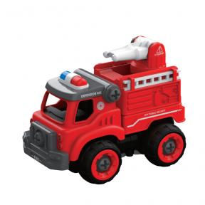Okiedog DIY RC Fire Fighter