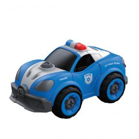 Okiedog DIY RC Police Car
