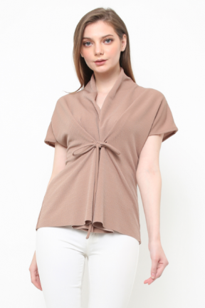 Agusta Top in choco
