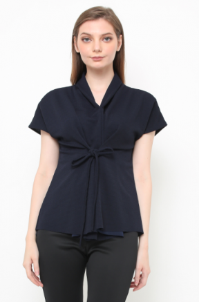 Agusta Top in navy