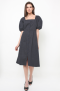 Olivinne dress in black