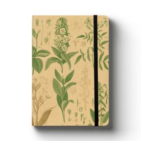 A5 Botanical (Lined Notebook)