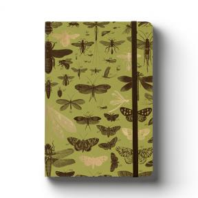 A5 Insects (Lined Notebook)
