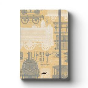 A5 Transportation (Lined Notebook)