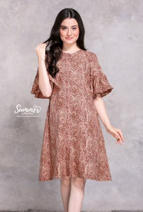 CA.2213 JENARA BATIK DRESS