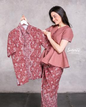 CA.5209 SIMPLY BATIK HEM FOR MAN