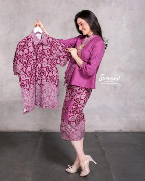 CA.5210 SIMPLY BATIK DOBBY HEM FOR MAN