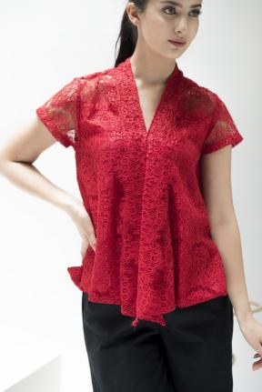 CA.1126 KARTIKA SHORT SLEEVE LACE TOP