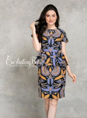 CA.2231 KANAYA BATIK DRESS