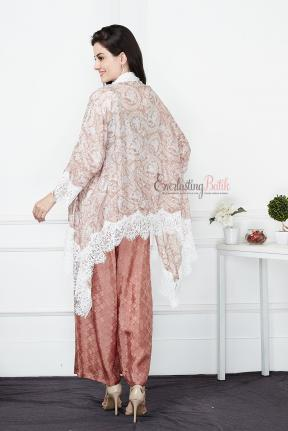 CA.1241 NAYMA VISCOSE LACE OUTER
