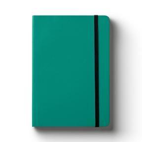 A5 Turquoise (Lined Notebook)