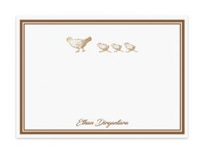 Baby Chicks (Note Cards Set of 6)