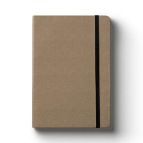 A5 Ostrich Nude (Lined Notebook)