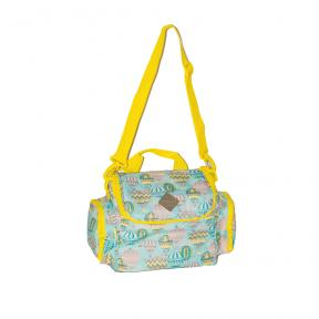 Freckles Cooler Bag Green Baloon