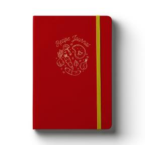 A5 Red (Recipe Journal)