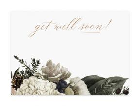Get Well Soon (Note Cards Set of 6)