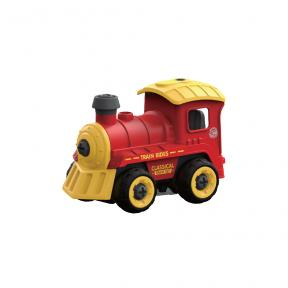 OKIEDOG DIY RC - TRAIN RED
