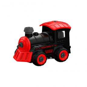 OKIEDOG DIY RC - TRAIN BLACK