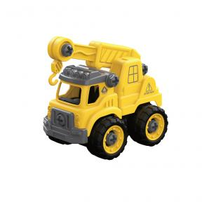 OKIEDOG DIY MINI TRUCK - CRANE YELLOW