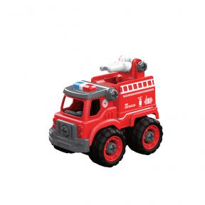 OKIEDOG DIY MINI TRUCK - FIRE FIGHTER