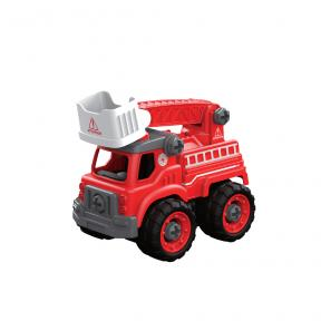 OKIEDOG DIY MINI TRUCK - FIRE ENGINE