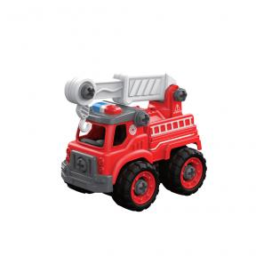 OKIEDOG DIY MINI TRUCK - CRANE RED