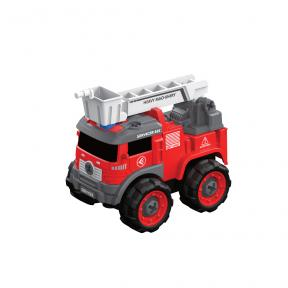 OKIEDOG DIY RC TRANSFORMER - FIRE ENGINE