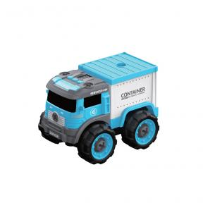 OKIEDOG DIY RC TRANSFORMER - GARBAGE TRUCK BLUE
