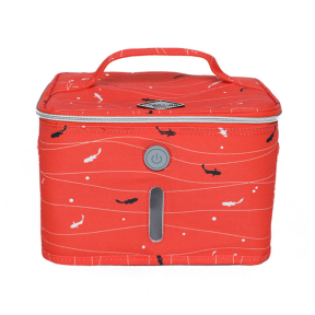 Freckles UV Personal Case SHARKY RED