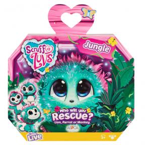 Scruff a Luvs - Jungle - Mainan Boneka Surprise
