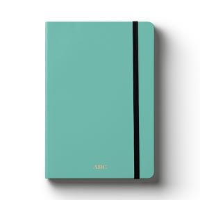 A5 Mint (Lined Notebook)
