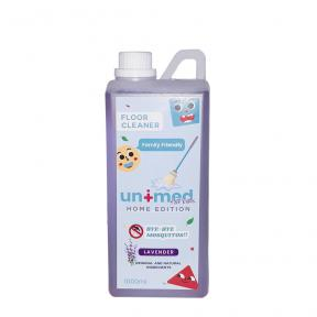 Unimed kids Floor Cleaner Lavender 1000ml - Pembersih Lantai